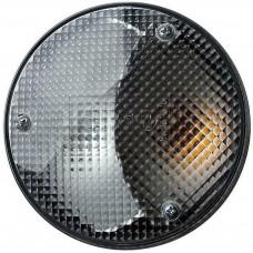 Фонарь указателя поворота/зад.ход/авар. (АМАЗ) РАУС 13.3716010/133716010 (белый)