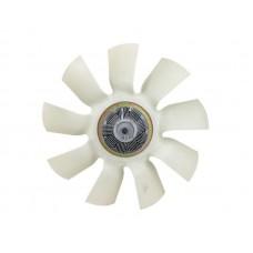 Муфта вязкостная в сборе с вентилятором 020003896/HTKS020003896 МАЗ с дв.ЯМЗ-7511.10,658.10 (серия 710, Ø660мм-9 лопастей)
