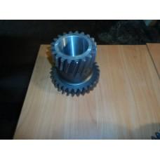 Блок шестерня 2-3 пер 29/20 1280303006 кпп QJ-805