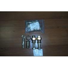 Шпилька, футорка, гайка колёсные (к-т) левые 3104-00045 YUTONG,JAC, Golden Dragon