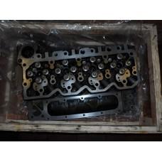 Головка блока цилиндров 4ISDe 4ISBe 4941495/4941496/ 5282708