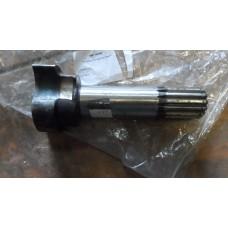 Вал разжимной передний L/R (L=152mm) 3557-00006/3557-00007 Yutong 6119HA/6118HA/6118HGA, Higer 6118 E3 ,ShenLong 6101 E2