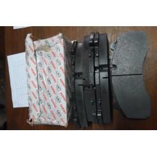 Колодка дискового тормоза передняя комплект 35SF4-01508