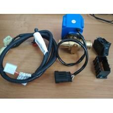 Клапан электромагнитный управления температурой салона 81VN1-01097