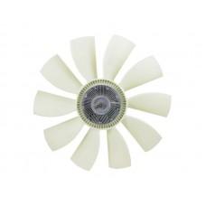 Муфта вязкостная в сборе с вентилятором 020003784/HTKS020003784 ЛиАЗ-5256 (под крыльчатку Ø650мм-10 лопастей).