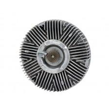 Муфта вязкостная (без крыльчатки) 020003343/HTKK020003344HD КАМАЗ-4307, ПАЗ, КАВЗ с дв.Cummins B3.9 140 CIV с пониженой температурой включения Ø162мм