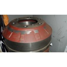 Барабан тормозной ПАЗ, ГАЗ-53, 3307, 3309, 330, задний (6 отверстий) 3307-3502070