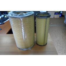 Фильтр воздушный (к-т из 2шт. элементы сменные) ПАЗ-3204 дв. Cummins 3.8 ЭФВ656/260-1109300
