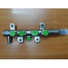 Рампа топливная (топливопровод) 3977727/4981367 Bochs 0445224025/0445224048 ISDe ISBe 1104-00636 YUTONG