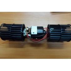 Электродвигатель отопителя в сборе ВО63-90-4 24В ГАЗ, ПАЗ