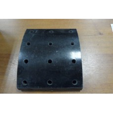Накладка тормозная ПАЗ-3203, 3204 б/а сверленая 231-3002110-10 ТИИР