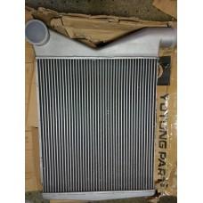 Интеркулер радиатора Yutong 6129/6119 1119-00128