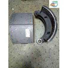 Колодка тормозная задняя YUTONG 6119 3552-00145