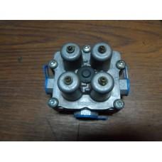 Клапан распределительный 4-х контурный YUTONG 6737D